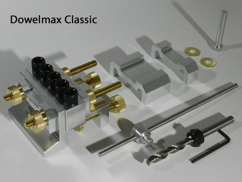 Dowelmax Classic 3/8 and Accessories Order Page