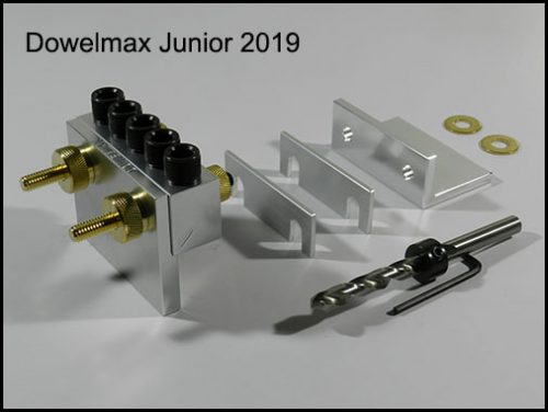 Dowelmax Junior 3/8 and Upgrade Parts Order Page
