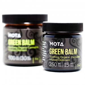 Mota Green Balm by Mota