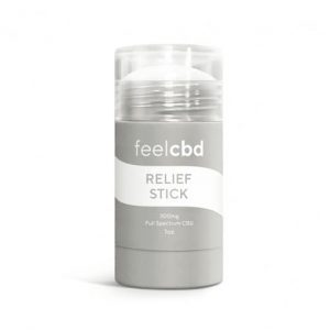 Feel CBD Relief Stick - 300mg CBD